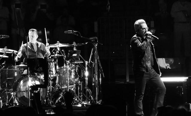 Larry & Bono
