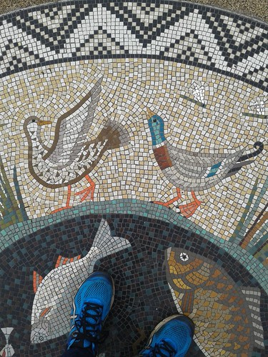 Packington Estate Mosaic