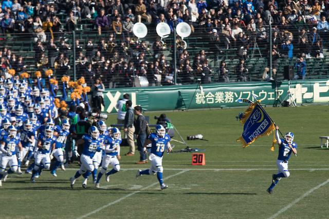 71th甲子園ボウル