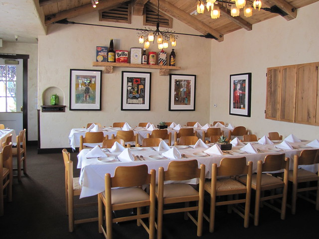 Santa Fe Room at Rio Grill