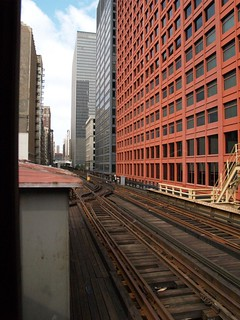 Wabash in Loop | by Steven Vance