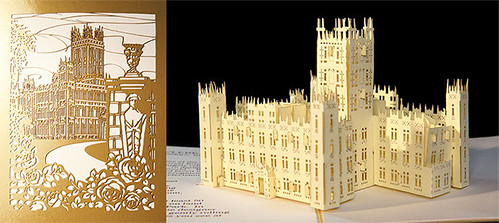LegacyPop Pop-Up Card - Highclere