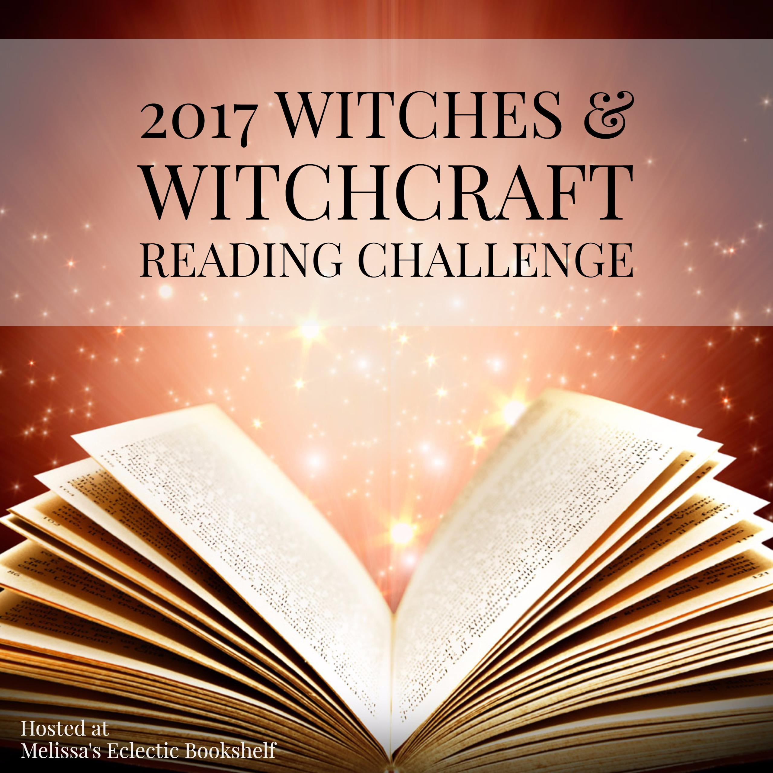 Witches and witchcraft Reading Challenge