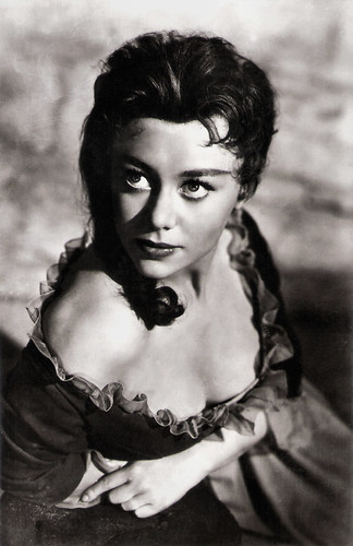 Glynis Johns in Rob Roy, The Highland Rogue (1953)
