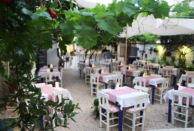 Babushka Restaurant Alacati