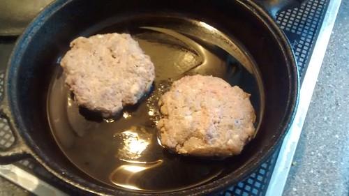 pigeon burgers Dec 16 1