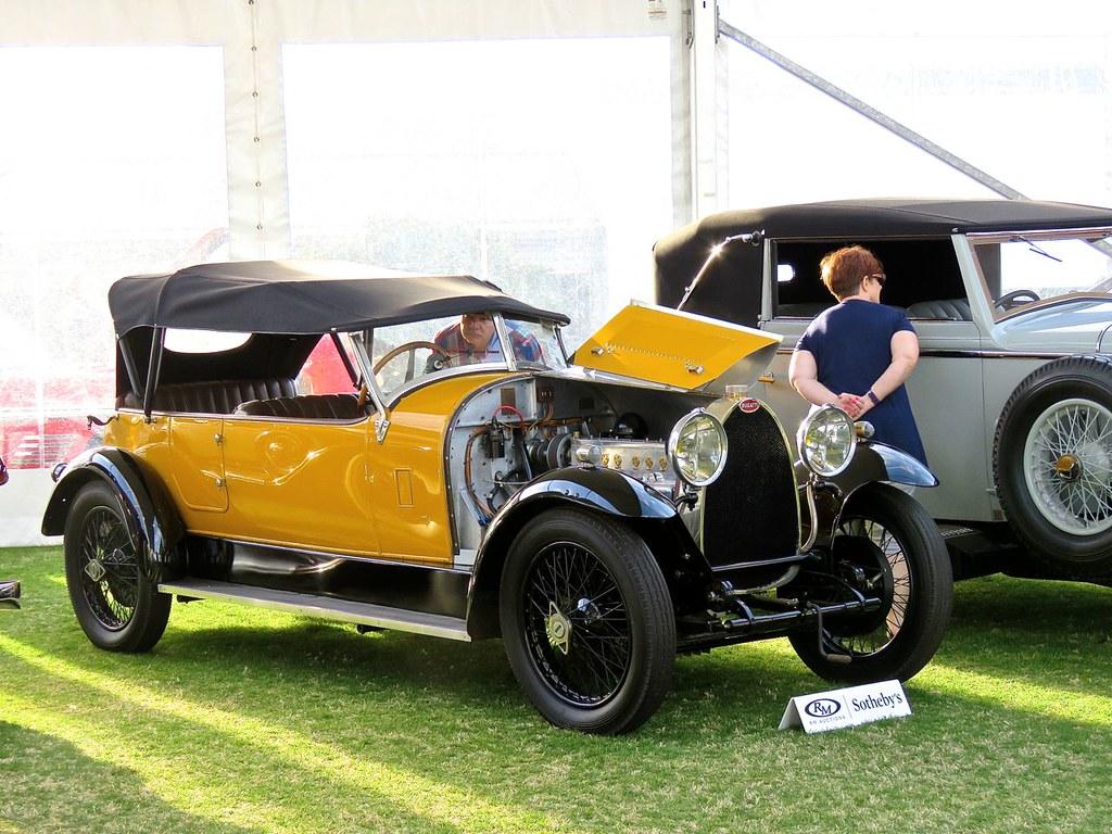 Bugatti Type 30 Tourer 1