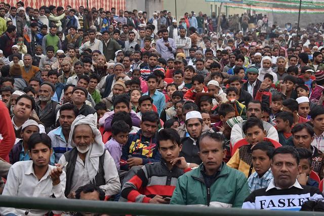 मुज़फ्फरनगर में भाजपा पर बरसे राज बब्बर