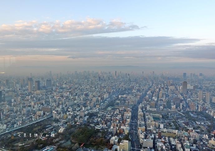18 日本大阪 阿倍野展望台 HARUKAS 300 日本第一高摩天大樓 360度無死角視野 日夜皆美