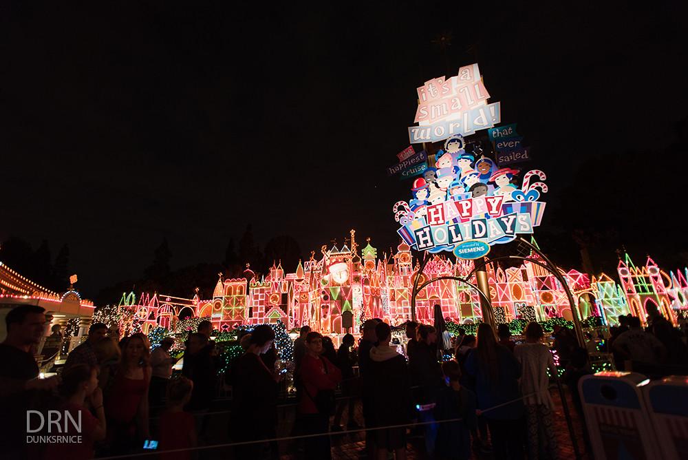 Disneyland 2016.