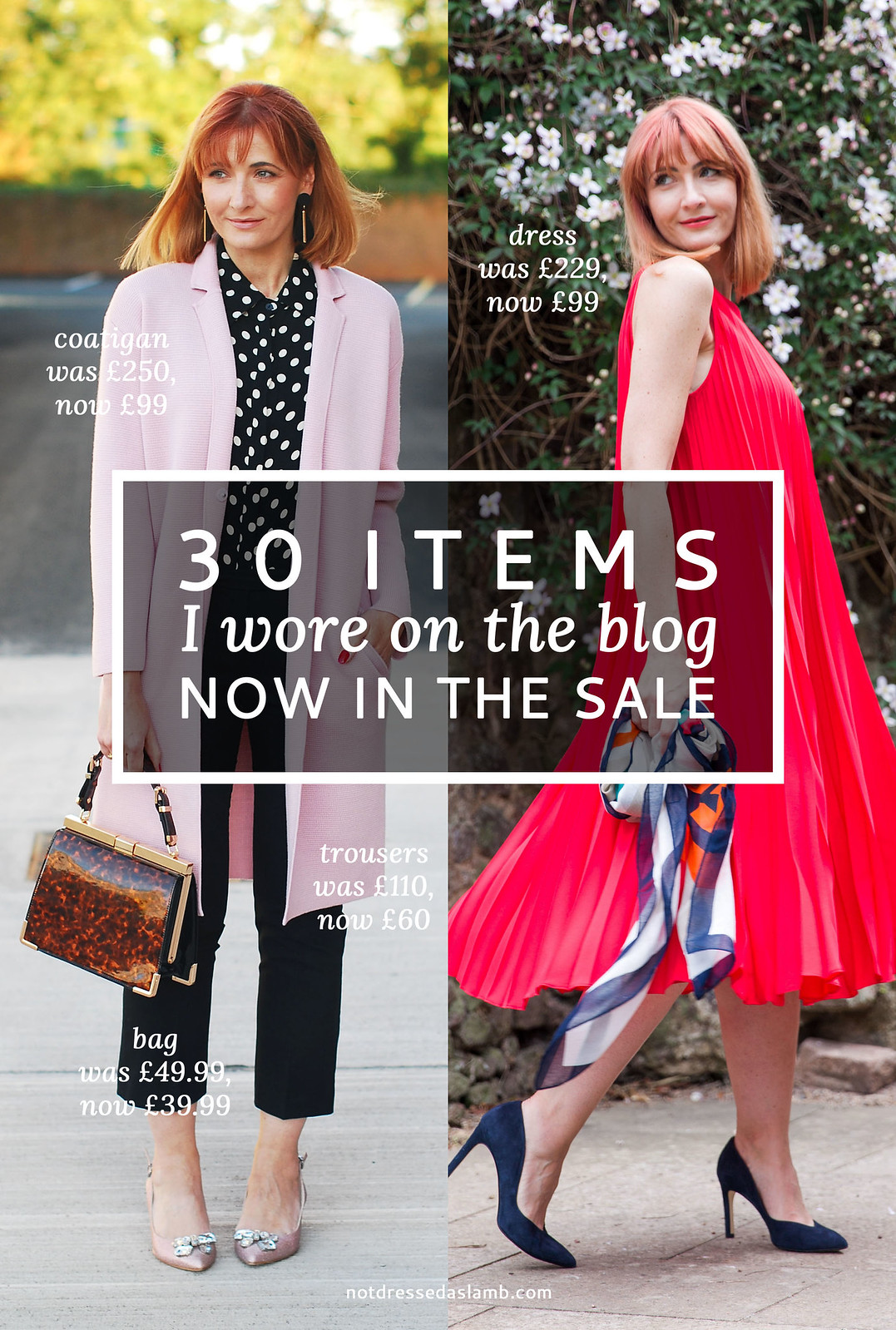 30 Items I Wore on the Blog, Now Reduced in the January Sales | Not Dressed As Lamb, over 40 style
