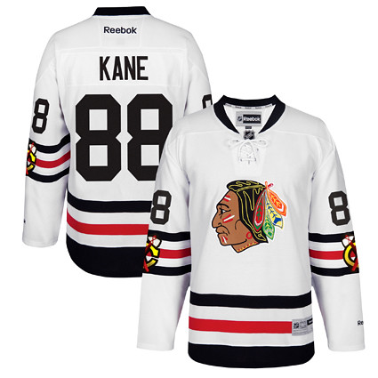 Chicago Blackhawks 2017 Winter Classic jersey
