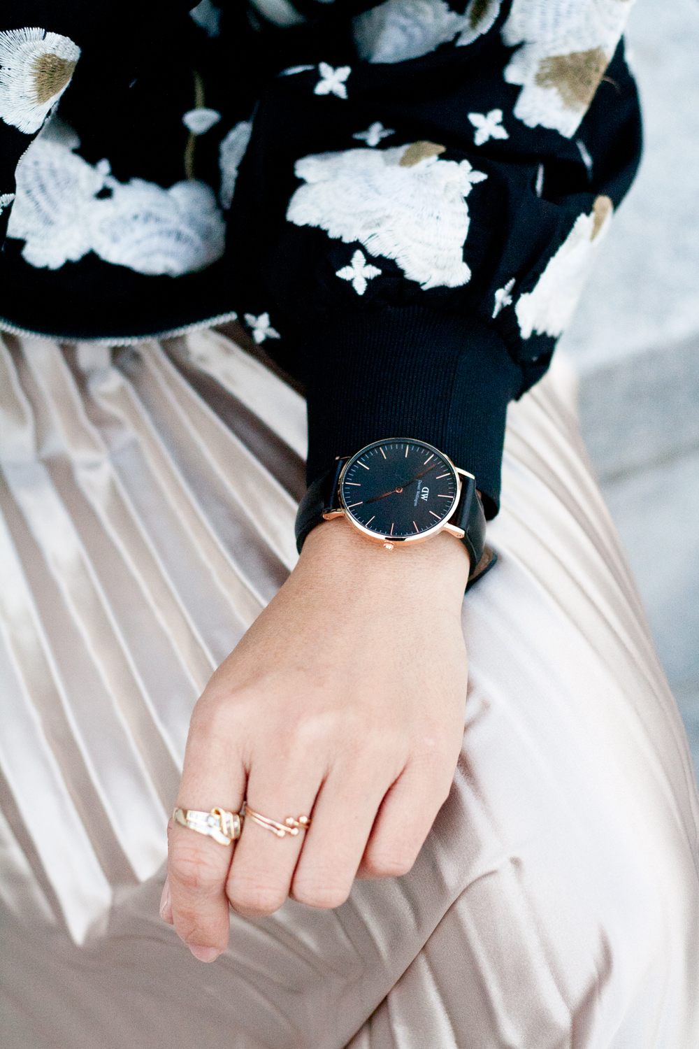 06newyear-gold-floral-embroidery-danielwellington-watch-sf-sanfrancisco-style-fashion