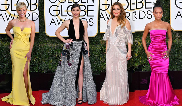 Who wore what at 74th Golden Globe Awards 2017