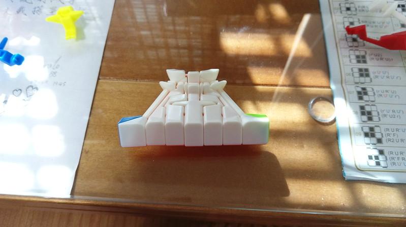 魔方格 無極 邊塊+角塊