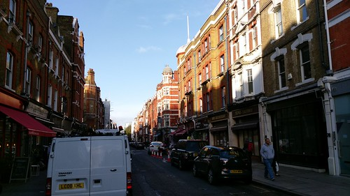 Great Titchfield Street, London