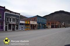 Oray Et Silverton Colorado USA États-Unis