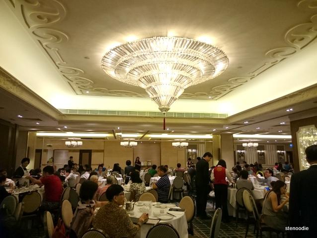 Jade Garden Tai Wo restaurant interior