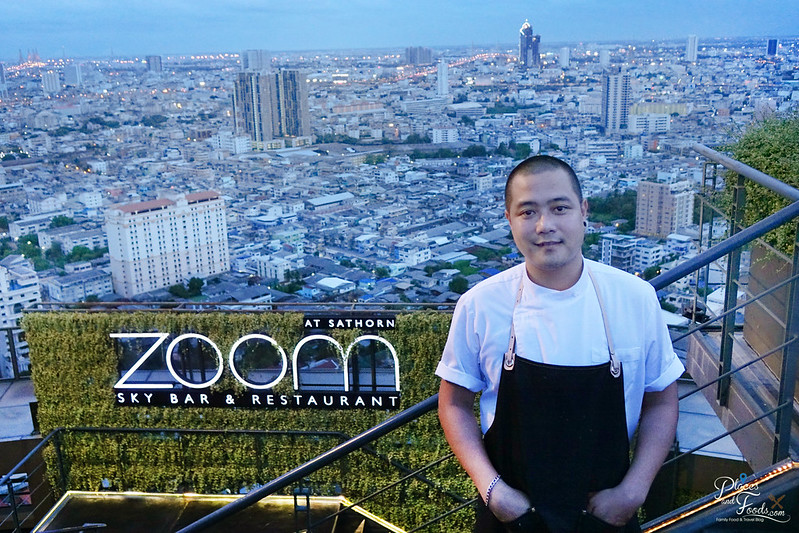 zoom at sathorn Chef Adthavorn