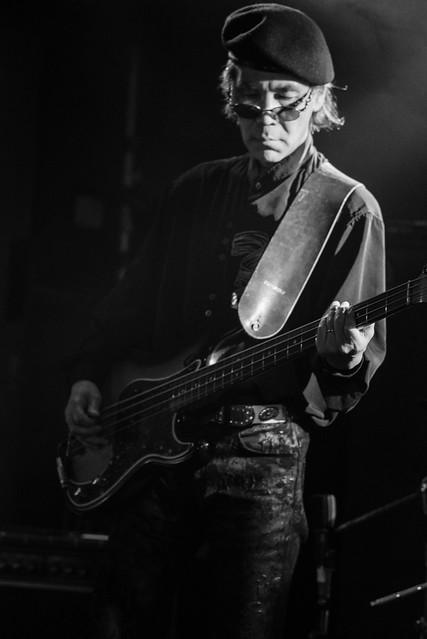 O.E. Gallagher live at Outbreak, Tokyo, 23 Dec 2016 -00311