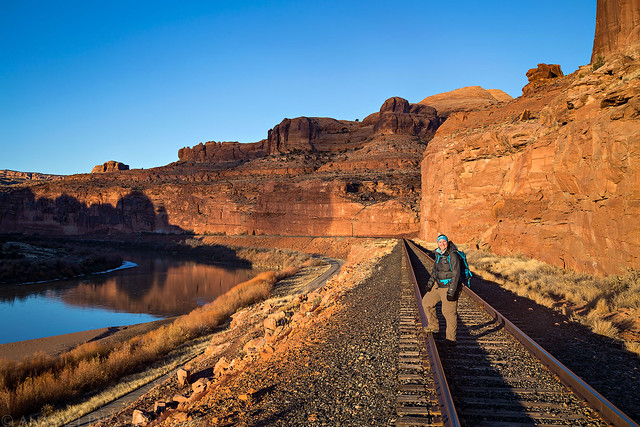 Railroad View