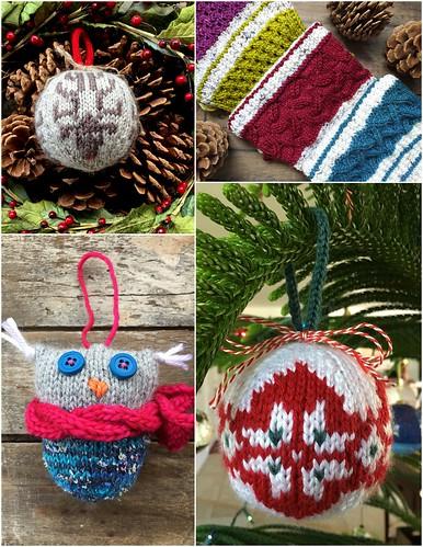 december 2016 knits