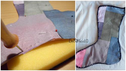 calza Befana di acchiappa-colore 3
