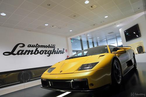 Lamborghini at BLQ