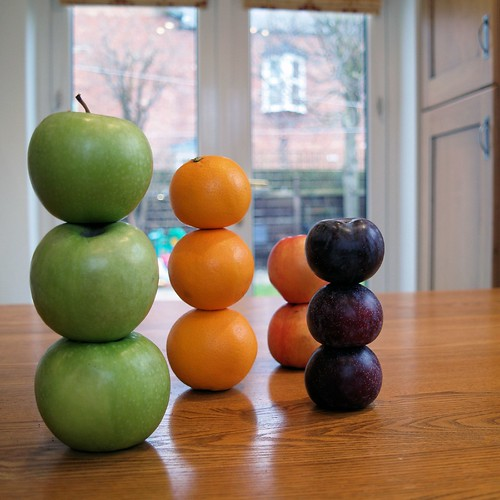 Fruit balance | by Pickersgill Reef