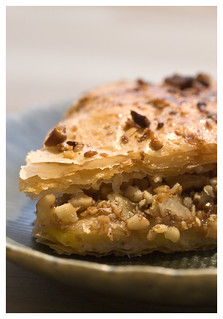 Banana and Pecan Strudel | by Lara Ferroni