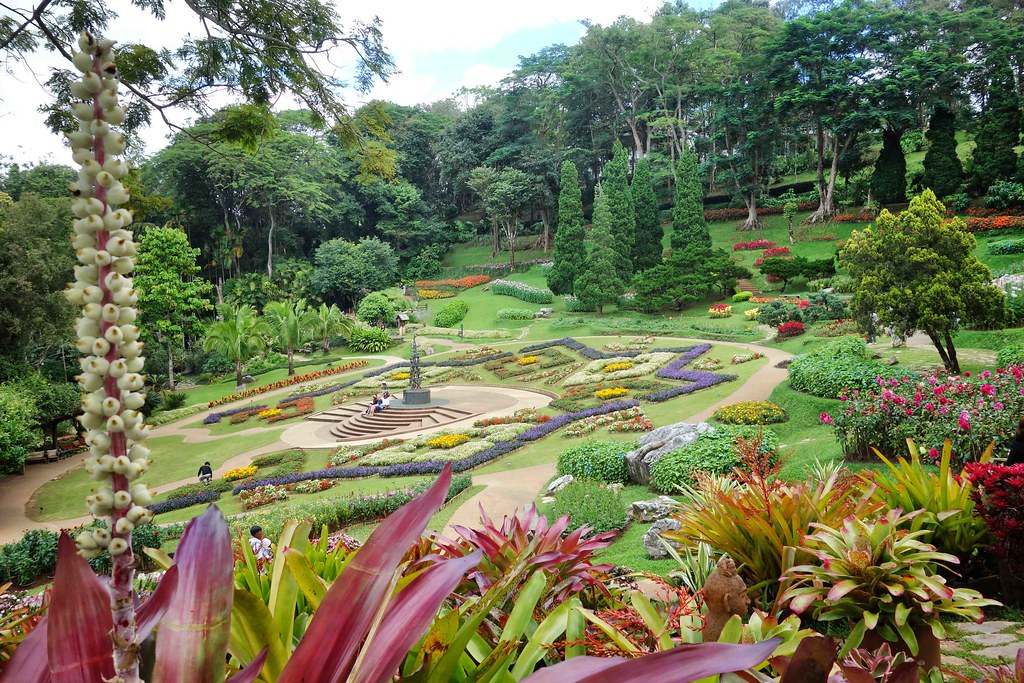 Chiang Rai - Doi Tung Mother Princess Garden 3