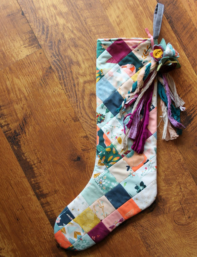 A Garden Dreamer Stocking