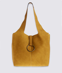M&S ohre slouchy hobo bag
