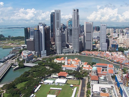 Singapore By Day | by Jono Haysom