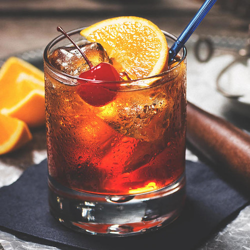 Receta e Historia del Old Fashioned