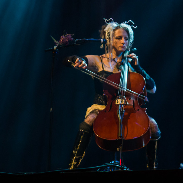 Rasputina @ Howard Theatre, Washington DC 12/17/2016