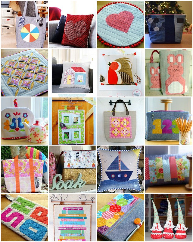 2016 in cushions & bags