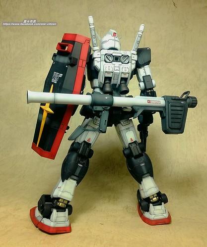 1/100 MG RX-78-1 Prototype Gundam O.Y.W.