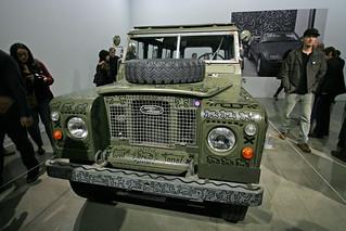 Keith Haring - Land Rover (7882)