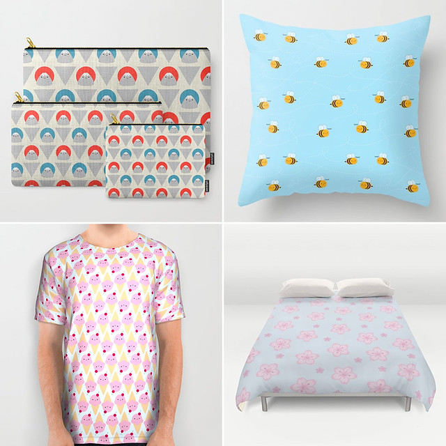 Patterns at Society6