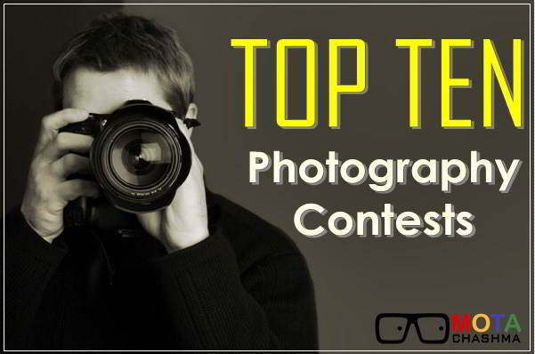Top 10 Photography Contests
