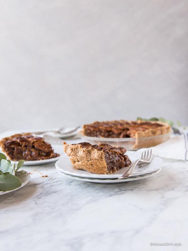 Vegan Spelt Pie Crust