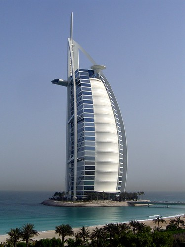 Burj al Arab | by James Cridland