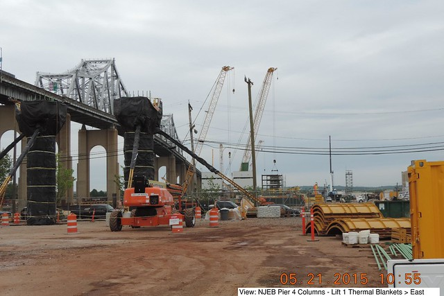 Goethals Bridge Replacement Project - May 2015