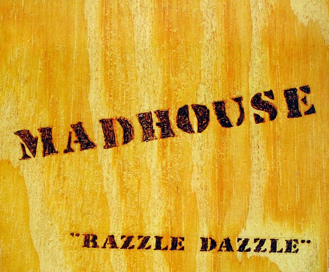 "MADHOUSE RAZZLE DAZZLE 12"" LP"