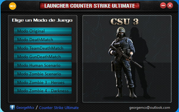 Counter Strike Ultimate 3 - English
