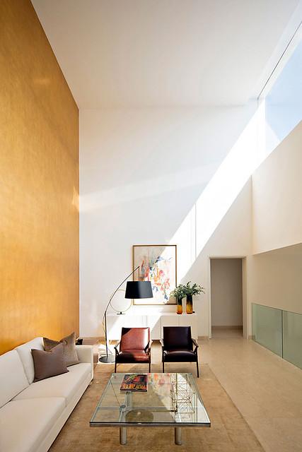 A modern Mexican residence Domus Aurea 9.1