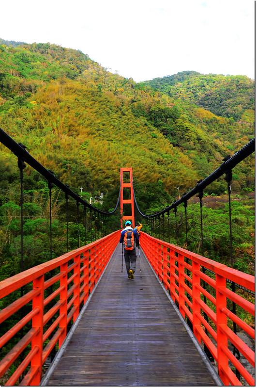 梅山吊橋 2