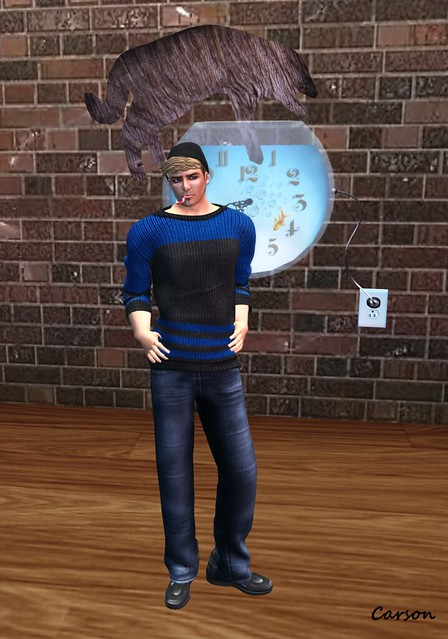 Shea Designs - Men's Mesh Wither Outfit