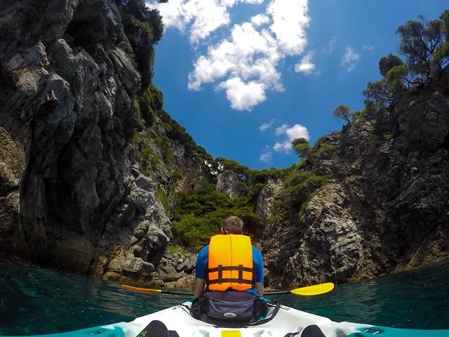 Croatia - Kolocep - Kayak